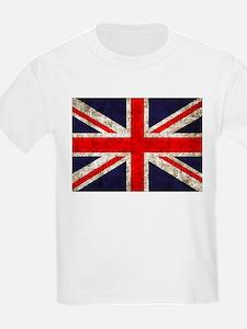Grunge UK Flag T-Shirt