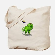 Extinction Level Event Tote Bag