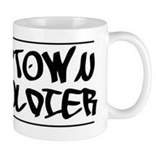 Funny Uptown Mug
