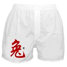 Year of The Rabbit Character Boxer Shorts