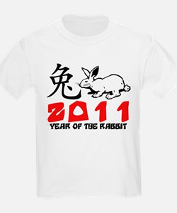 Year of The Rabbit 2011 T-Shirt