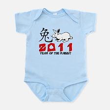 Year of The Rabbit 2011 Infant Bodysuit