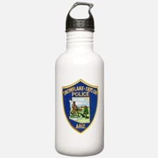 Snowflake-Taylor Police Water Bottle