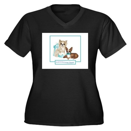 toomany Plus Size T-Shirt