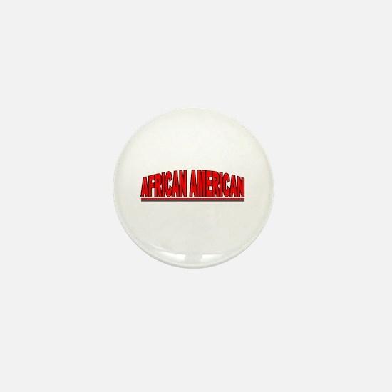 """African American"" Mini Button"