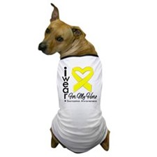 Ribbon Awareness Dog T-Shirt