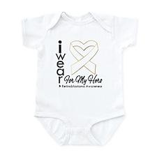 Ribbon Awareness Infant Bodysuit