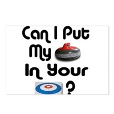Can I Put My Rock in Your Hou Postcards (Package o