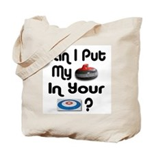 Can I Put My Rock in Your Hou Tote Bag
