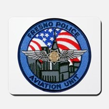 Fresno Police Air Unit Mousepad
