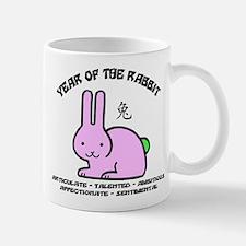Cute Year of The Rabbit Mug