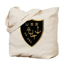 USS AULT Tote Bag
