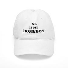 Al Is My Homeboy Baseball Cap
