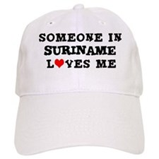 Someone in Suriname Cap