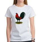 Big Red Rooster Women's T-Shirt