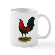 Big Red Rooster Mug