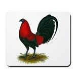 Big Red Rooster Mousepad