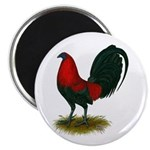Big Red Rooster Magnet