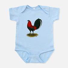 Big Red Rooster Infant Bodysuit
