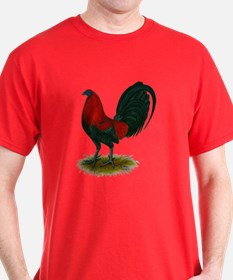 Big Red Rooster T-Shirt