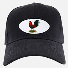 Big Red Rooster Baseball Hat