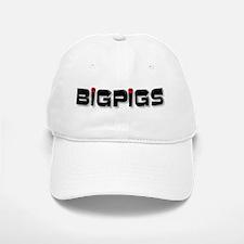 BigPigs Fishing Baseball Baseball Cap