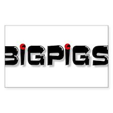 BigPigs Fishing Decal