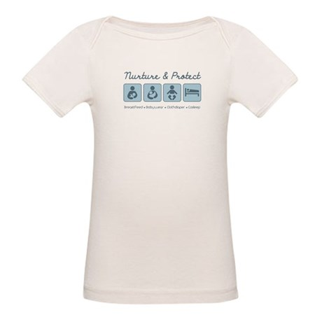 Attachment Parenting Organic Baby T-Shirt