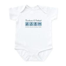 Nurture & Protect Infant Bodysuit