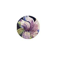 Azalea Mini Button
