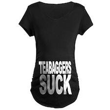Teabaggers Suck T-Shirt