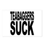 Teabaggers Suck Postcards (Package of 8)