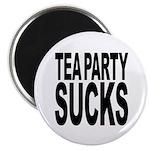 Tea Party Sucks Magnet
