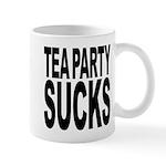 Tea Party Sucks Mug