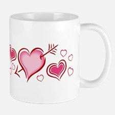 HEARTS {5} Mug