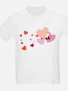 LOVE BEE {1} T-Shirt