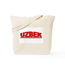 """""""Uzbek"""" Tote Bag"""