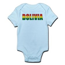 Bolivia Infant Bodysuit