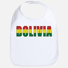 Bolivia Bib