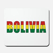 Bolivia Mousepad
