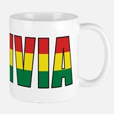 Bolivia Mug