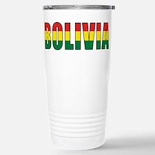 Bolivia Travel Mug