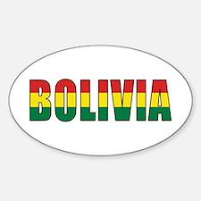 Bolivia Decal
