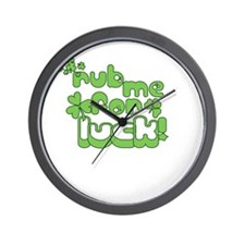Irish Humor Wall Clock