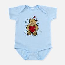 TO MY HONEY BEAR Infant Bodysuit