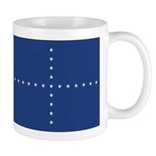 Brazil Naval Jack Mug