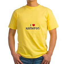 I * Kameron T