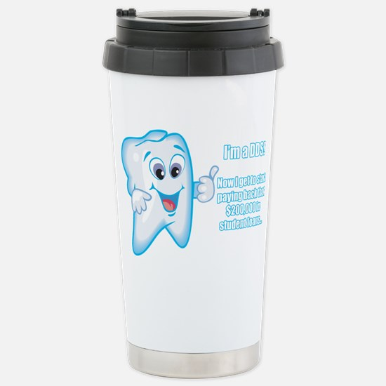 Cute Dentistry Travel Mug