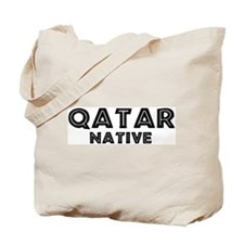 Qatar Native Tote Bag