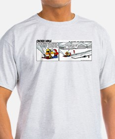 0335 - Awesome new snowblower T-Shirt